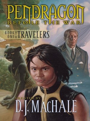 cover image of Book One of the Travelers