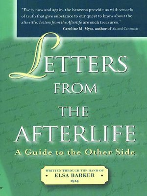 cover image of Letters from the Afterlife