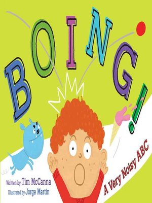 cover image of Boing!
