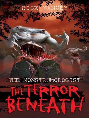 cover image of The Terror Beneath