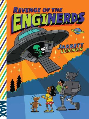 cover image of Revenge of the EngiNerds