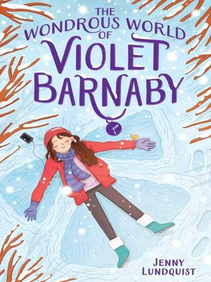 cover image of The Wondrous World of Violet Barnaby