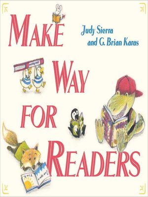 cover image of Make Way for Readers
