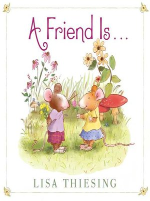 cover image of A Friend Is...