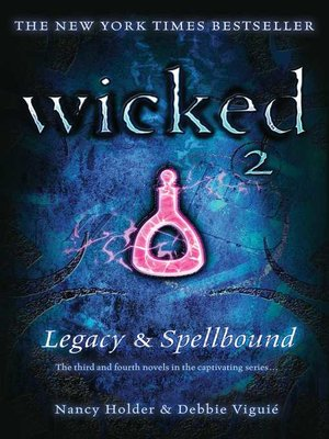 cover image of Legacy & Spellbound
