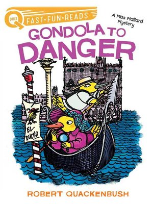 cover image of Gondola to Danger
