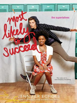 cover image of Most Likely to Succeed