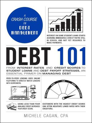 cover image of Debt 101