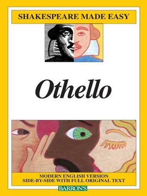 cover image of Othello (Shakespeare Made Easy)