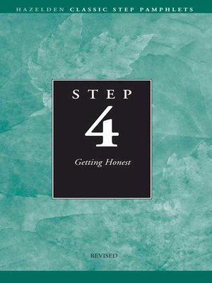 cover image of Step 4 AA Getting Honest