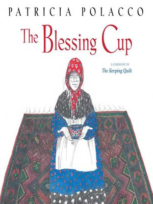 cover image of The Blessing Cup