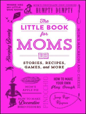 cover image of The Little Book for Moms
