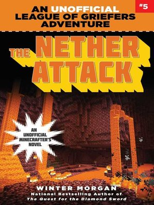cover image of The Nether Attack