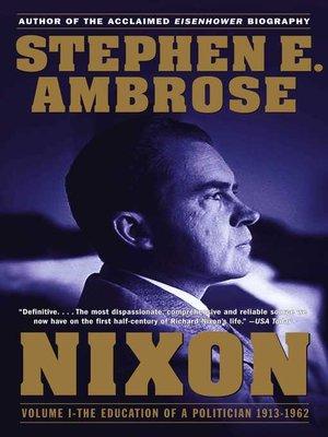cover image of Nixon, Volume I