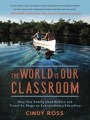 cover image of The World Is Our Classroom