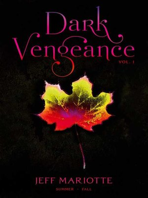 cover image of Dark Vengeance, Volume 1