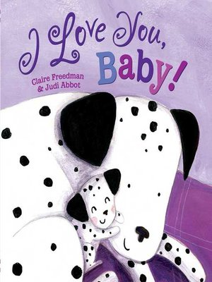 cover image of I Love You, Baby!
