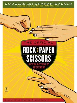 cover image of The Official Rock Paper Scissors Strategy Guide