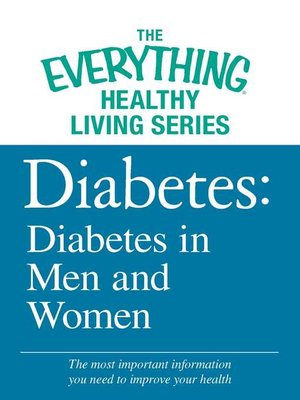 cover image of Diabetes