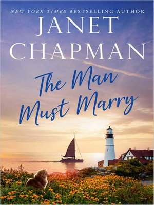cover image of The Man Must Marry