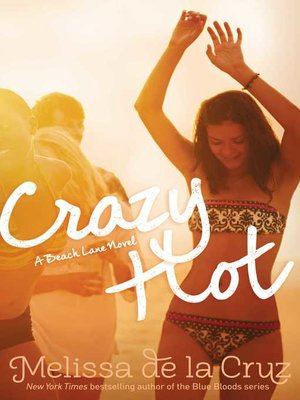 cover image of Crazy Hot