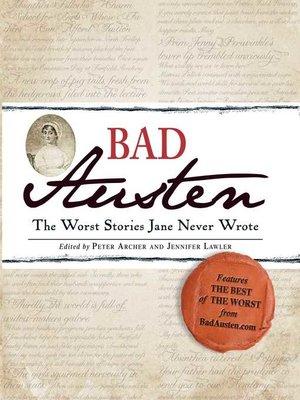 cover image of Bad Austen