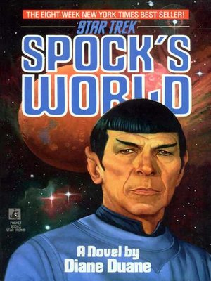 cover image of Spock's World