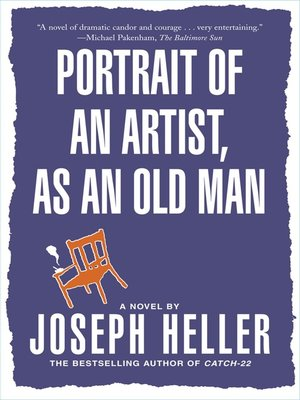 cover image of Portrait of the Artist As an Old Man
