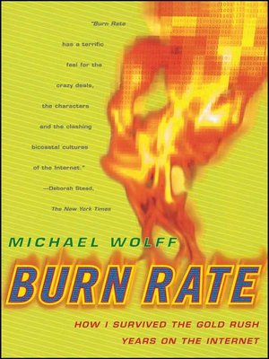 cover image of Burn Rate