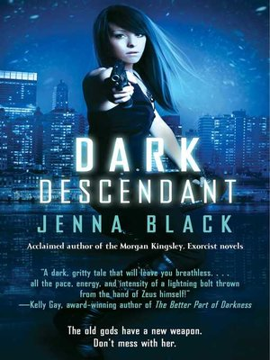 cover image of Dark Descendant
