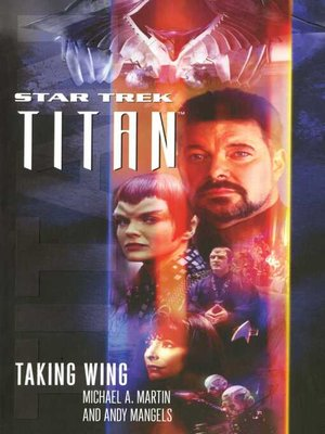 cover image of Taking Wing