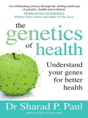 cover image of The Genetics of Health