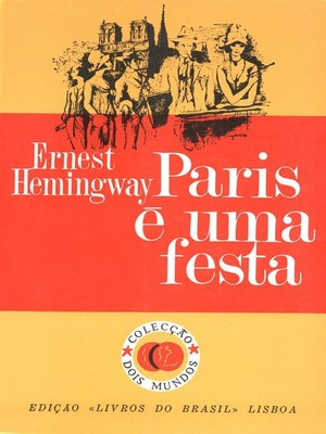 cover image of Paris e uma festa [A Moveable Feast]
