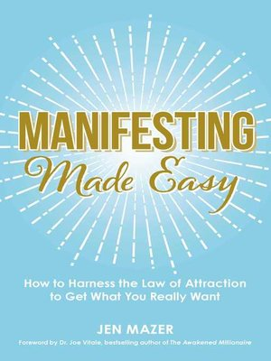 cover image of Manifesting Made Easy