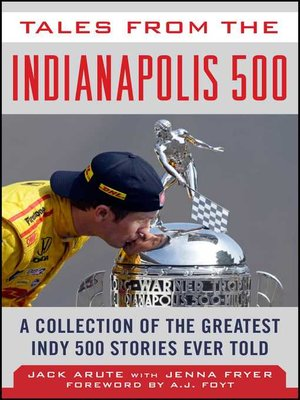 cover image of Tales from the Indianapolis 500