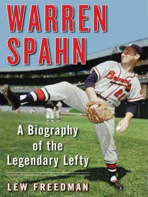 cover image of Warren Spahn