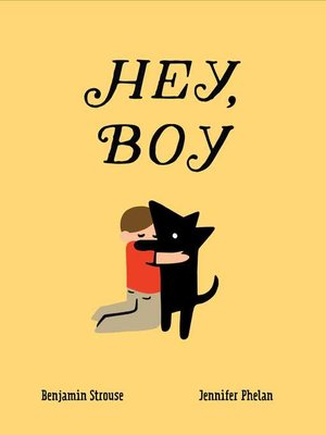 cover image of Hey, Boy