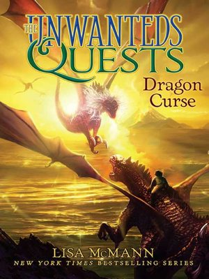 cover image of Dragon Curse