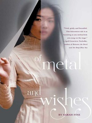 cover image of Of Metal and Wishes