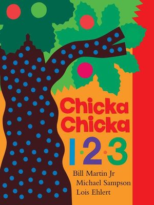 cover image of Chicka Chicka 1, 2, 3