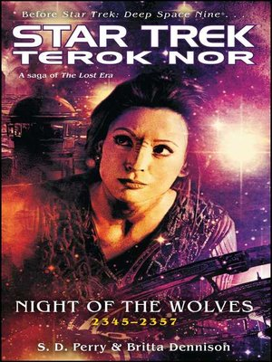cover image of Night of the Wolves
