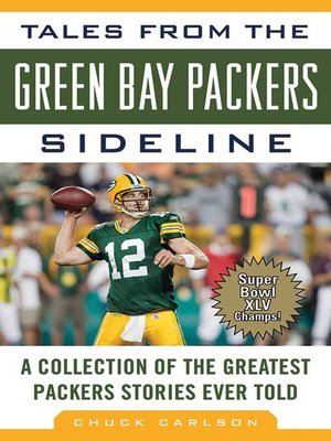 cover image of Tales from the Green Bay Packers Sideline