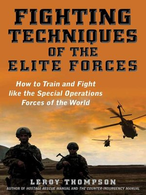 cover image of Fighting Techniques of the Elite Forces