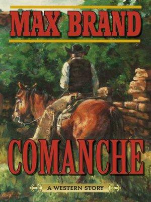 cover image of Comanche