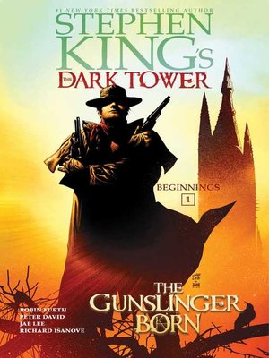 cover image of The Gunslinger Born