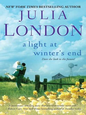 cover image of A Light at Winter's End