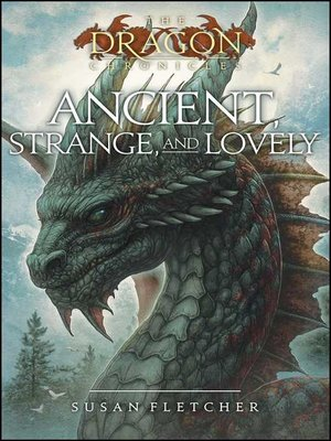 cover image of Ancient, Strange, and Lovely