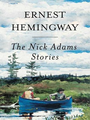 cover image of Nick Adams Stories