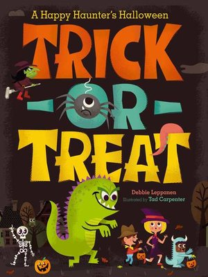cover image of Trick-or-Treat
