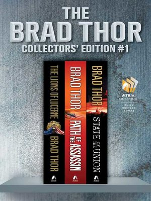 cover image of Brad Thor Collectors' Edition #1